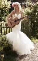Vestito da sposa Justin Alexander